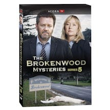 Product Image for Brokenwood Mysteries Series 5 DVD/Blu-ray