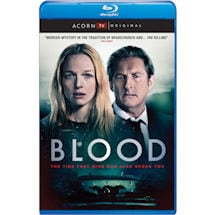 Alternate Image 1 for Blood DVD & Blu-ray