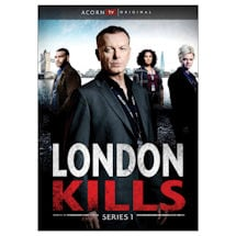Product Image for London Kills: Series 1 DVD & Blu-ray