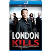 Alternate Image 1 for London Kills: Series 1 DVD & Blu-ray