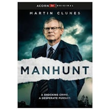 Product Image for Manhunt DVD & Blu-ray