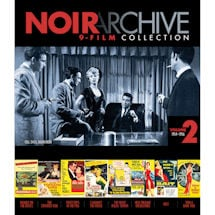 Alternate Image 1 for Noir Archive 9-Film Collection Vol 2 Blu-Ray