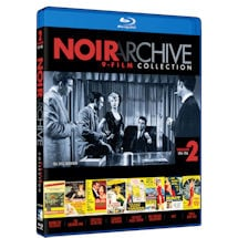 Product Image for Noir Archive 9-Film Collection Vol 2 Blu-Ray
