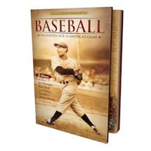 Product Image for Baseball: The Golden Age of America's Game DVD