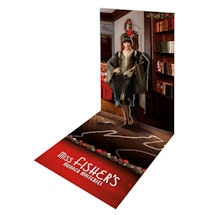 Alternate Image 1 for Miss Fisher's Murder Mysteries Christmas Episode DVD in Collectible Pop-Up - Limited Edition