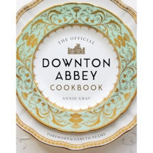 Product Image for The Official Downton Abbey Hardcover Cookbook