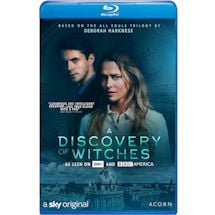 Alternate Image 1 for A Discovery of Witches DVD or Blu-ray