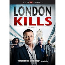 Product Image for London Kills, Series 2 DVD & Blu-Ray