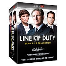 Product Image for Line of Duty Seasons 1-5 Collection DVD