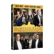 Downton Abbey The Movie DVD & Blu-ray