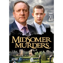 Product Image for Midsomer Murders, Series 21 DVD & Blu-ray