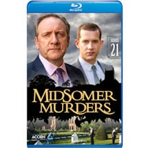 Alternate Image 3 for Midsomer Murders, Series 21 DVD & Blu-ray