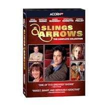 Alternate Image 1 for Slings and Arrows: The Complete Collection DVD