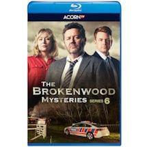 Alternate Image 1 for Brokenwood Mysteries: Series 6 Blu-Ray & DVD