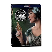 Product Image for Miss Fisher & The Crypt of Tears DVD & Blu-ray