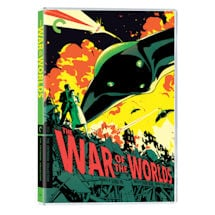 Product Image for The Criterion Collection: The War of the Worlds DVD & Blu-Ray