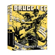 Product Image for The Criterion Collection: Bruce Lee: His Greatest Hits Blu-ray