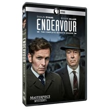Product Image for Endeavour Season 7 DVD & Blu-ray