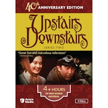 Product Image for Upstairs Downstairs Seasons 2-5 (Abridged  Version) DVD