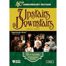 Alternate Image 1 for Upstairs Downstairs Seasons 2-5 (Abridged  Version) DVD