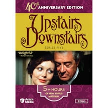 Alternate Image 3 for Upstairs Downstairs Seasons 2-5 (Abridged  Version) DVD