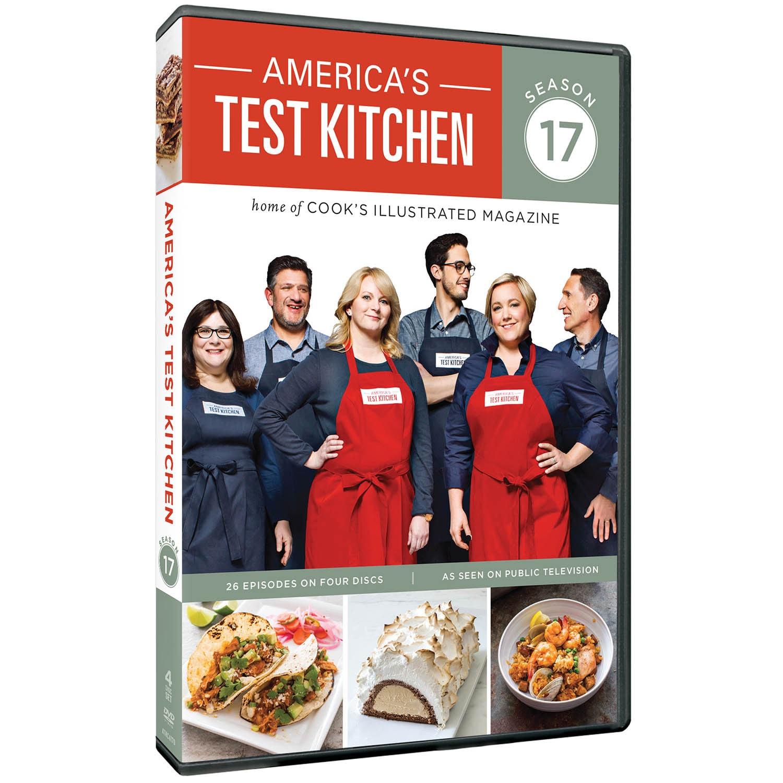 America S Test Kitchen Season 17 Dvd Shop Pbs Org