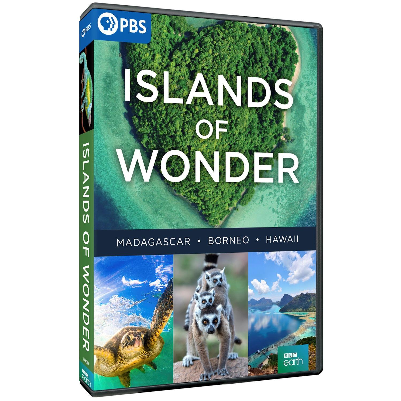 Islands Of Wonder DVD | Shop.PBS.org